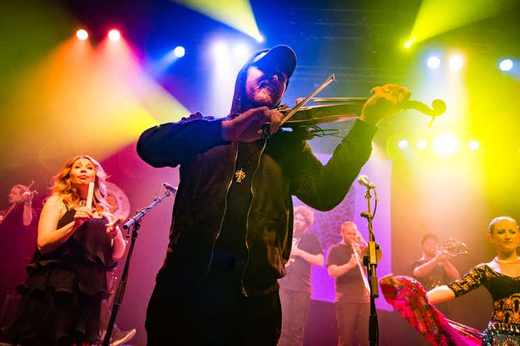 ​Lemon Bucket Orkestra Announce Fall Canadian Tour Dates