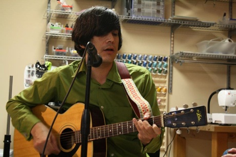 Les Breastfeeders Live from Victoria Wilson Corsets (audio Session)