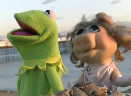 "LCD Soundsystem ""Dance Yrself Clean"" (Muppets version) (video)"