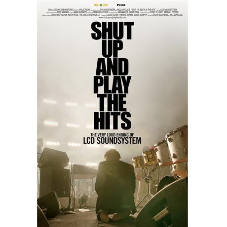 LCD Soundsystem's 'Shut Up and Play the Hits' Gets DVD/Blu-ray Release