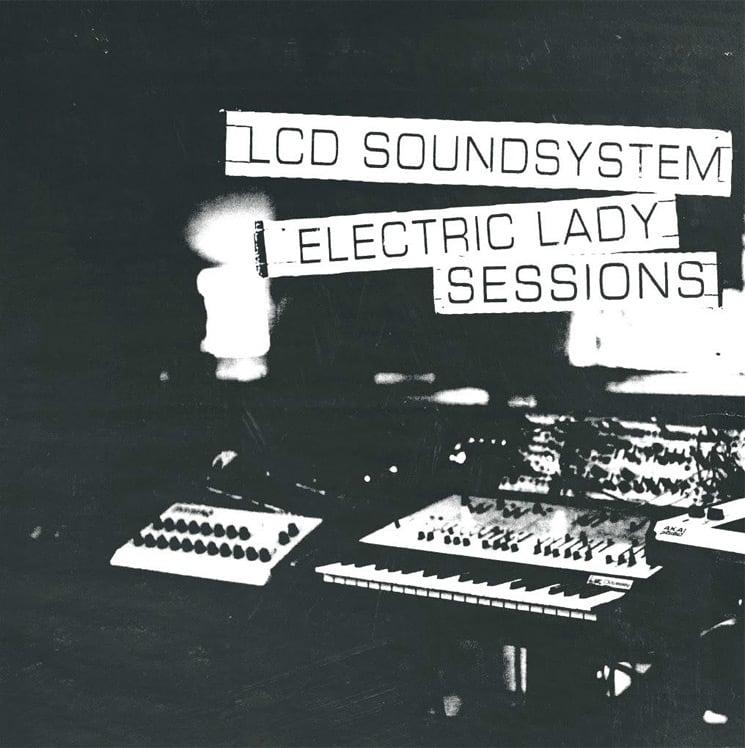 LCD Soundsytem Detail 'Electric Lady Sessions' Live Album