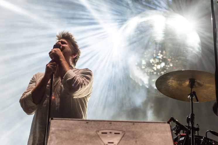 LCD Soundsystem Debuted New Songs in Brooklyn Last Night