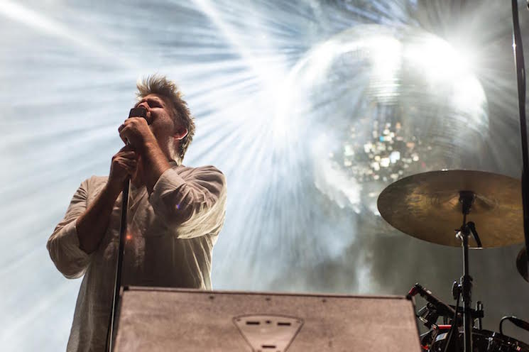 LCD Soundsystem WayHome Stage, Oro-Medonte ON, July 22
