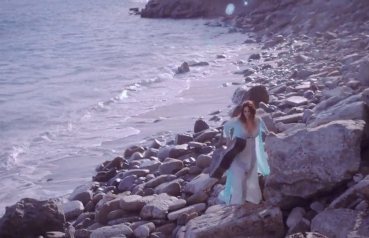 Lana Del Rey 'High by the Beach' (video)