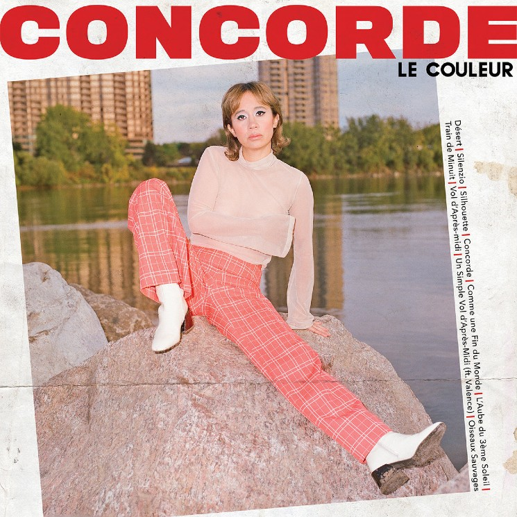 Le Couleur Explore Death Through Dance on 'Concorde'