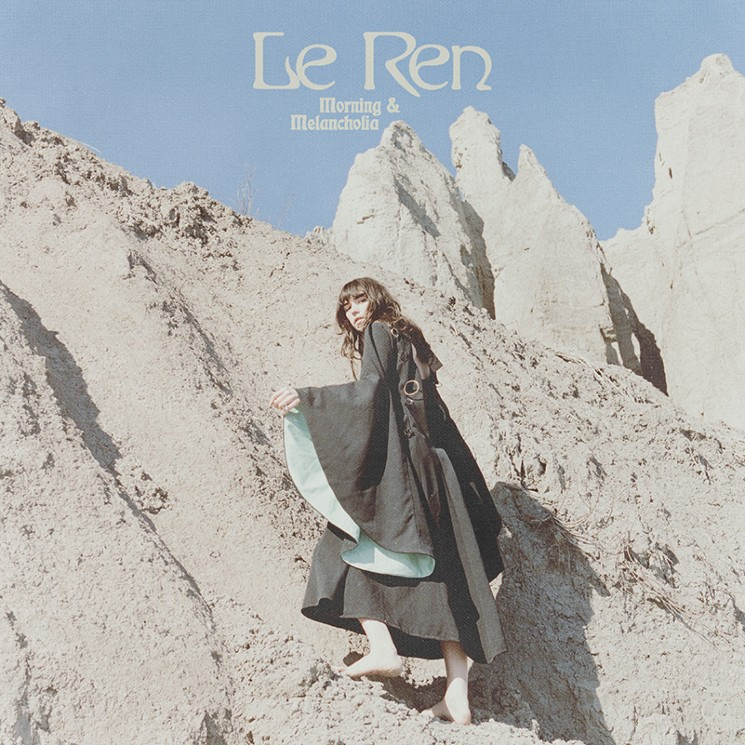 Le Ren's 'Morning & Melancholia' EP Is Heartbreaking Enough to Make Joni Mitchell Weep