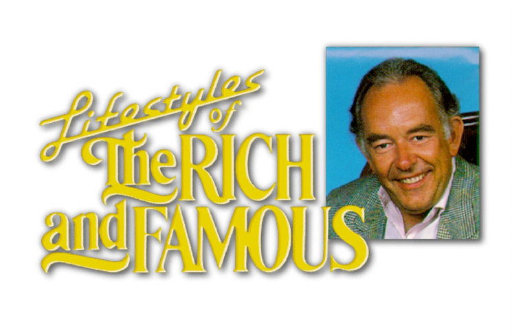 R.I.P. Robin Leach of 'Lifestyles of the Rich and Famous'