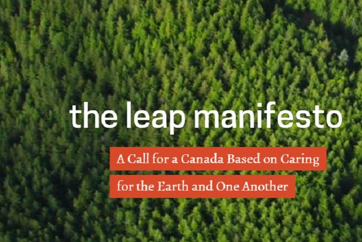 Arcade Fire, Feist, Neil Young Sign Naomi Klein's 'Leap Manifesto'