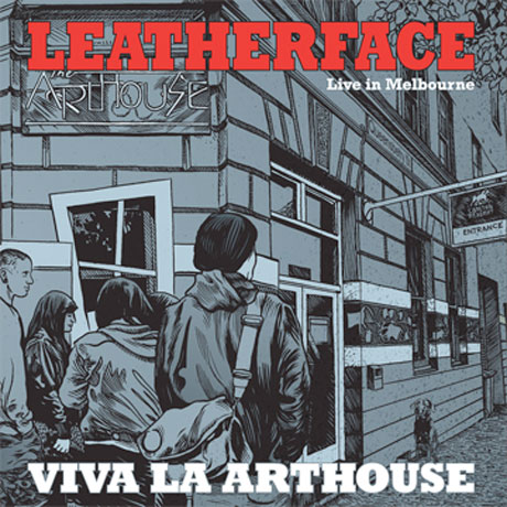Leatherface Announce Live Album