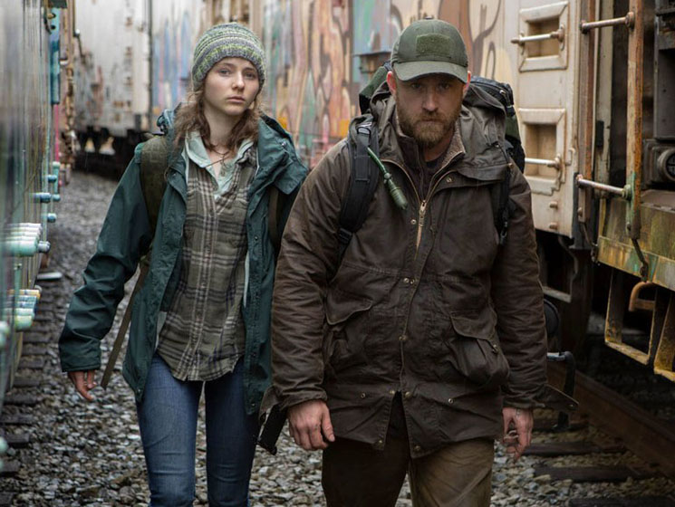 Leave No Trace Directed by Debra Granik