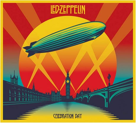 Led Zeppelin to Release 2007 Reunion Concert Film
