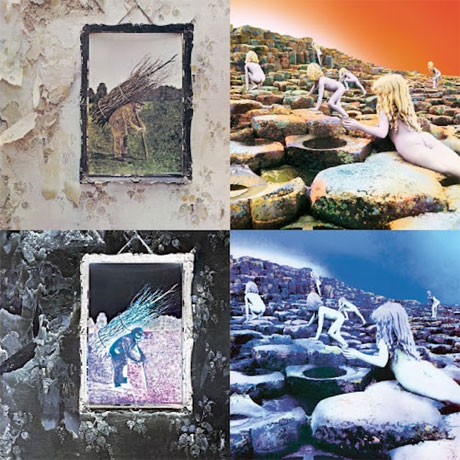 Led Zeppelin Reveal Expanded Reissues of 'IV' and 'Houses of the Holy'