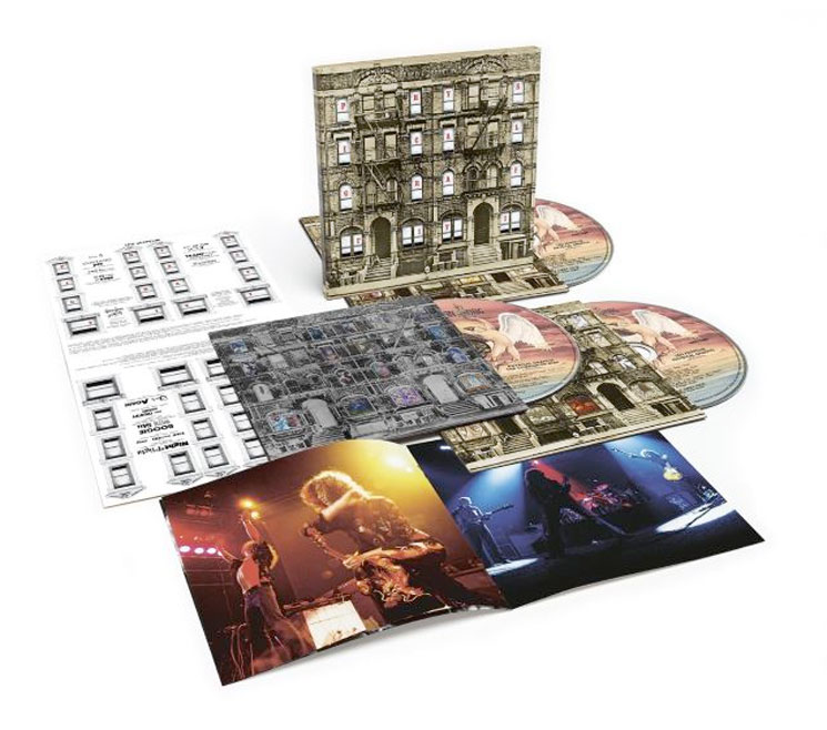 Led Zeppelin Announce Expanded Reissue of 'Physical Graffiti'