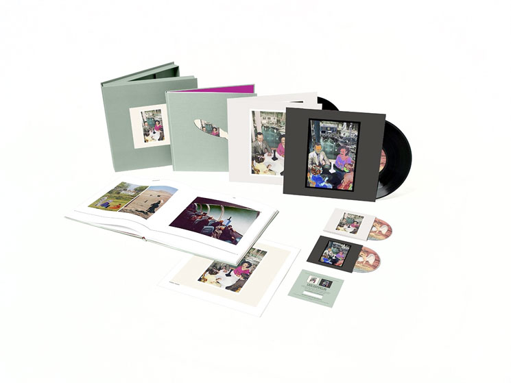 Led Zeppelin Reveal Last Batch of Deluxe Reissues