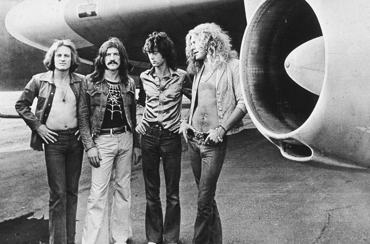 "Jury to Decide If Led Zeppelin Plagiarized ""Stairway to Heaven"""