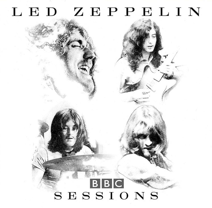 Led Zeppelin to Issue Expanded 'BBC Sessions' with 'Lost Tracks'
