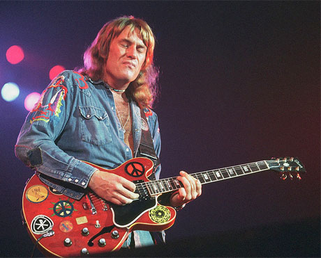 Ten Years After's Alvin Lee Dies at 68