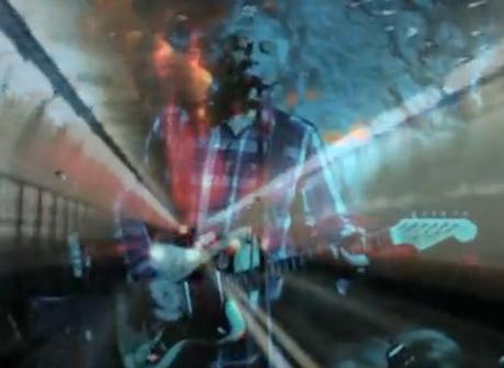 "Lee Ranaldo ""Off the Wall"" (video)"