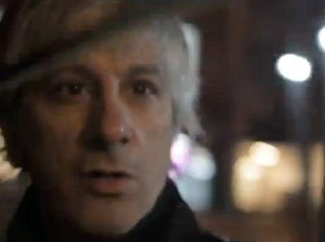 "Lee Ranaldo ""Angles"" (video)"