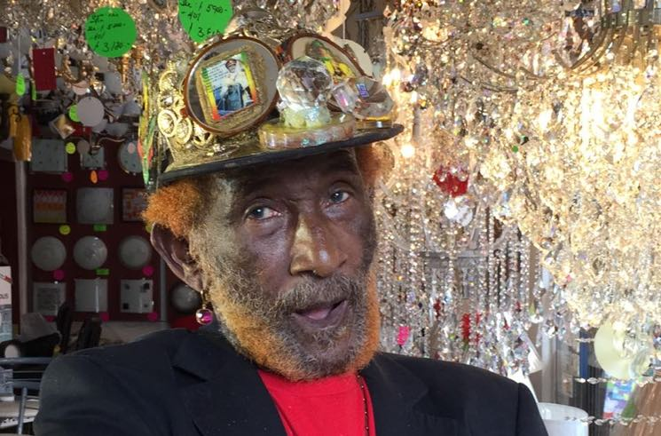 ​Lee 'Scratch' Perry and Subatomic Sound System to Play Toronto