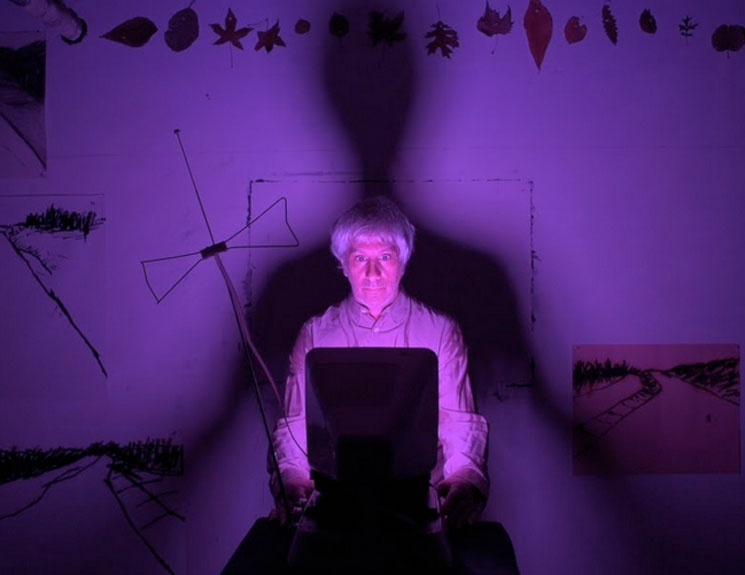 "​Lee Ranaldo Maps Out North American Tour, Shares ""New Thing"" Video"