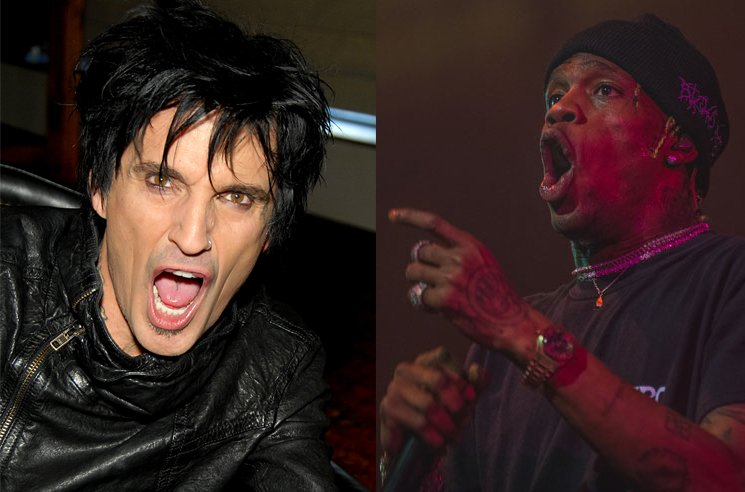 "Tommy Lee Wants Travis Scott to ""Lawyer Up"" over His Onstage Rollercoasters"