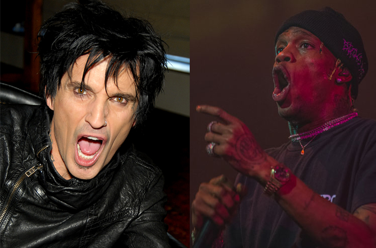 Tommy Lee Wants Travis Scott to 'Lawyer Up' over His Onstage Rollercoasters