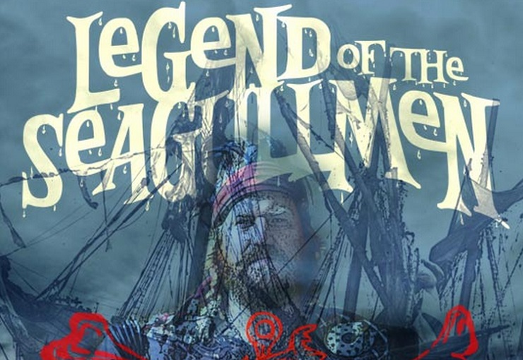 "Legend of the Seagullmen ""The Deep-Sea Diver"" / ""Ships Wreck"""