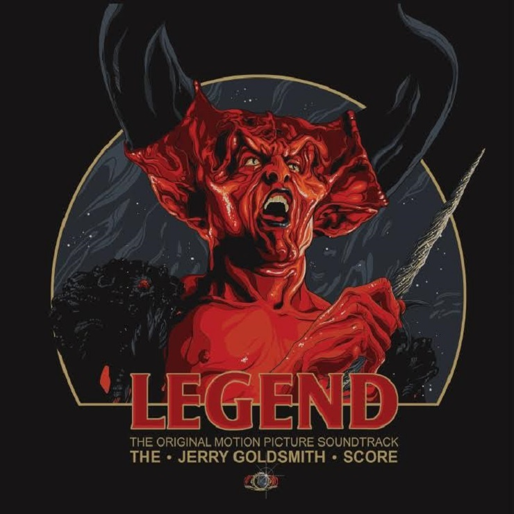 Jerry Goldsmith's 'Legend' Score Treated to Expanded Vinyl Reissue