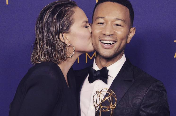 John Legend Becomes Youngest EGOT Winner Ever