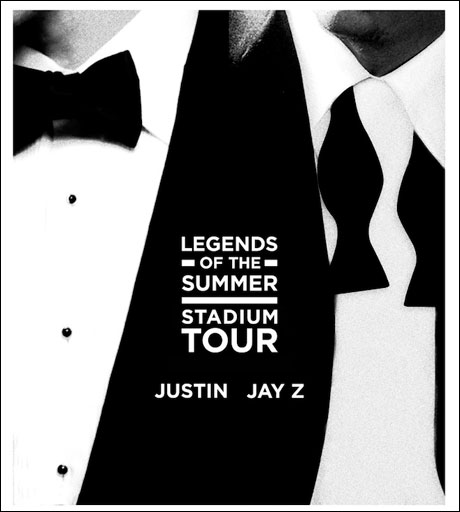"Jay-Z and Justin Timberlake Confirm ""Legends of the Summer"" Tour, Roll Out Dates"