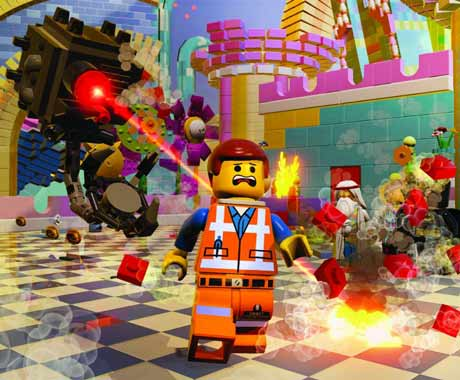 The Lego Movie Videogame Multi-platform