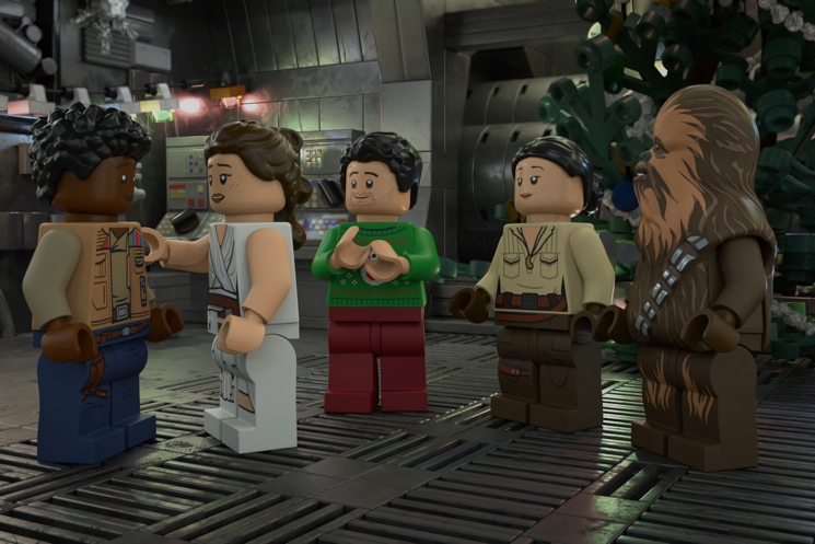 The 'LEGO Star Wars Holiday Special' Is Far from a Brick Directed by Ken Cunningham