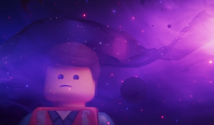 The First Trailer for 'The LEGO Movie 2' Goes from 'Mad Max' to Deep Space