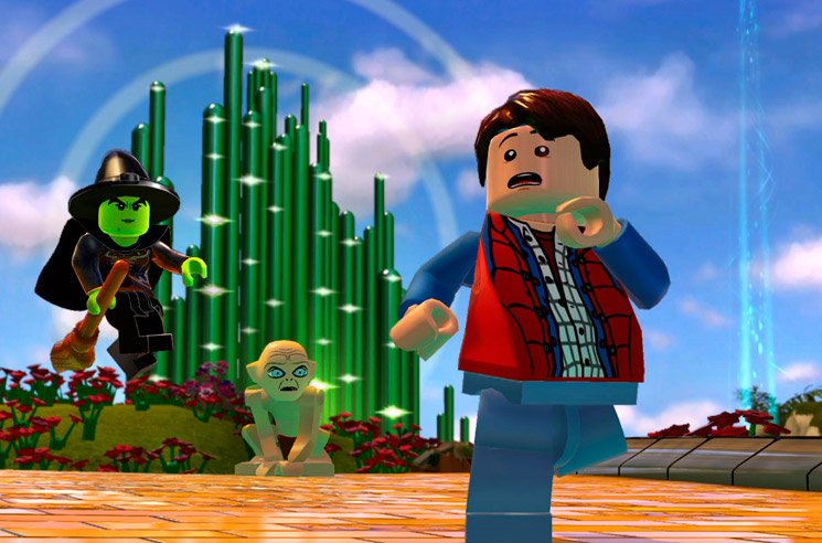 Brick By Brick How Gaming Brought Lego Into A New Dimension
