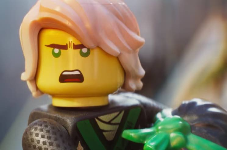 Check Out the First Trailer for 'The LEGO Ninjago Movie'