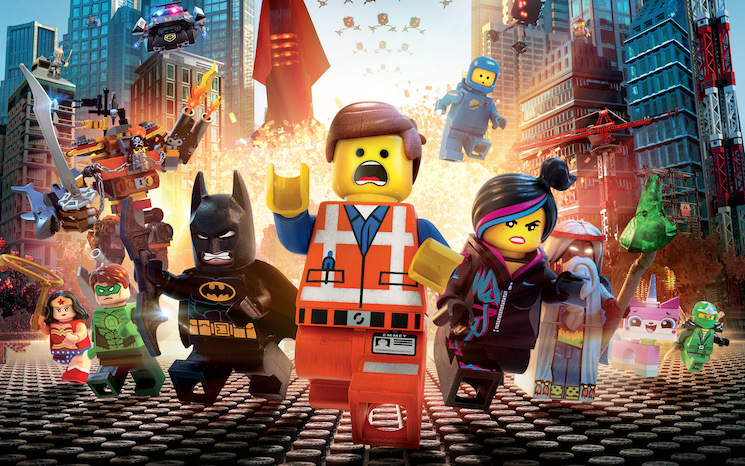 'The LEGO Movie' Sequel Will Be a Space Musical