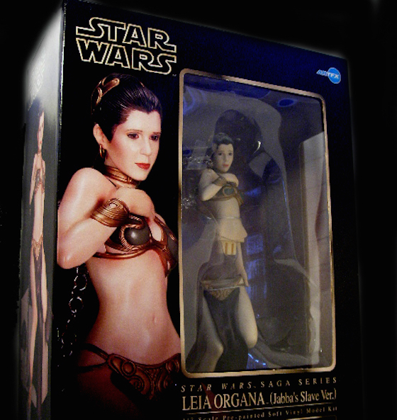 Disney Might Remove Princess Leia Slave Costume from 'Star Wars' Merchandise