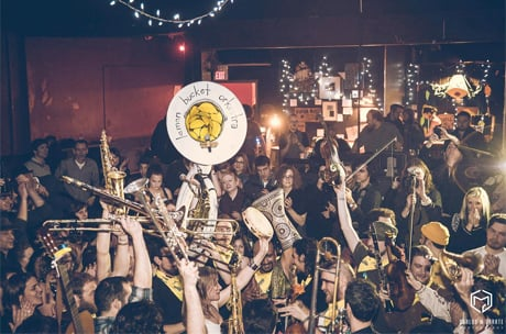 Lemon Bucket Orkestra Map Out Canadian Summer Tour
