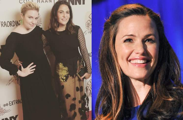Lena Dunham Gets Jennifer Garner for New HBO Show 'Camping'