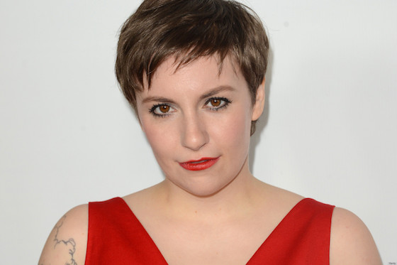 ​Lena Dunham Accused of Lying About Her Dog's History of Abuse