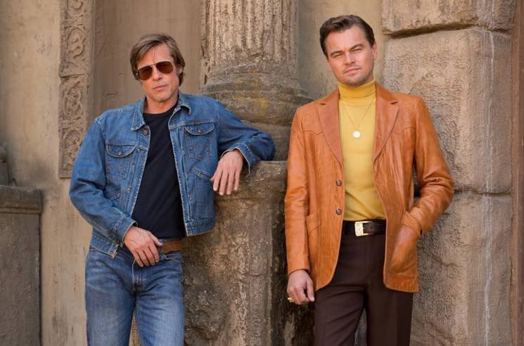 ​See Leonardo DiCaprio and Brad Pitt in Quentin Tarantino's 'Once Upon a Time in Hollywood'
