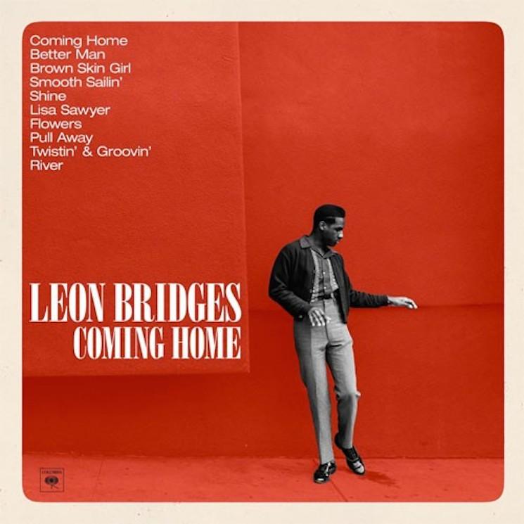 "Leon Bridges ""Smooth Sailin'"""
