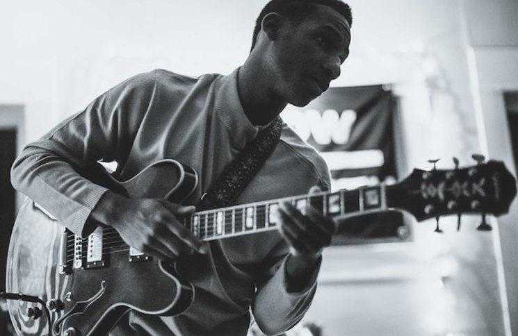 Leon Bridges Announces Tour in Support of 'Coming Home'