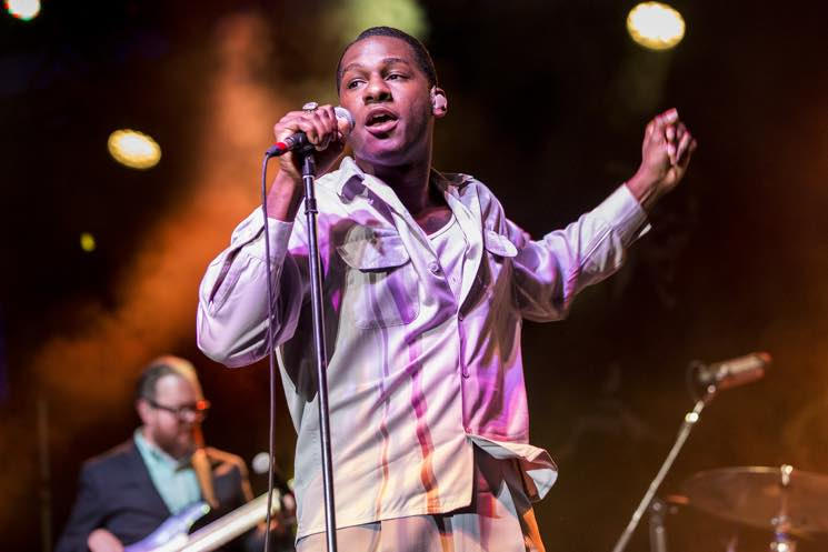 ​Leon Bridges Edmonton Folk Music Festival, Edmonton AB, August 12