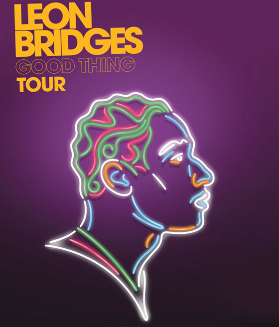 "Leon Bridges Announces ""Good Thing Tour"""