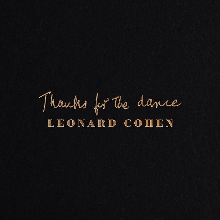 Listen to Leonard Cohen's New Album 'Thanks for the Dance'