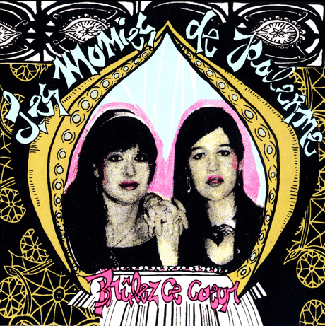 Les Momies De Palerme Reveal Album for Constellation Records