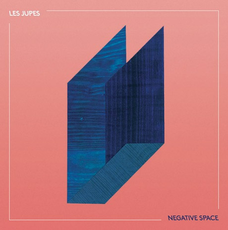Les Jupes 'Negative Space' (EP stream)