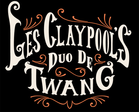 Les Claypool's Duo de Twang Reveal Debut Album, Cover Primus, Bee Gees, Alice in Chains, Stompin' Tom Connors
